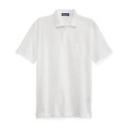 【主标副牌价!】Ralph Lauren Purple Label 紫标系列 丝光棉男士短袖 POLO 衫 4色选