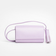 Building Block Pink Petite Bag 粉色单肩包 $190(约1376元)