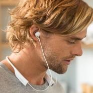 【美亚直邮】Sony 索尼 SBH70BK 无线运动头戴式耳机