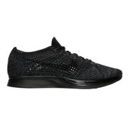Nike 耐克 Flyknit Racer 男女同款跑鞋 全黑 $112.5(约815元)
