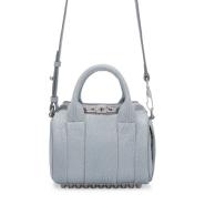 Alexander Wang  Blue Mini Rockie Bag 迷你款蓝色包包 $411(约2977元)