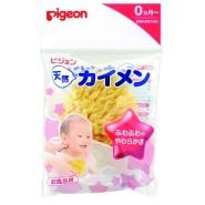 【中亚Prime会员】Pigeon 贝亲 宝宝沐浴海绵