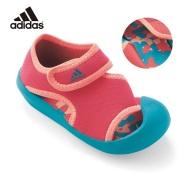 7折!adidas 阿迪达斯 大童款 沙滩包头凉鞋 两色可选 2419日元(约145元)