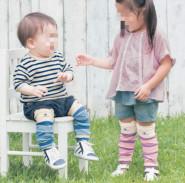 防UV+冷气对应!Belle Maison 千趣会 宝宝护腿套 多款可选 590日元(约35元)