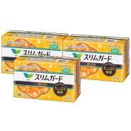 【中亚Prime会员】花王 乐而雅 轻薄防护 量少日用无羽翼17cm 38个×3包 到手价70元