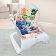 【中亚Prime会员】Fisher-Price 费雪 Comfort Curve 舒适新生儿婴儿摇椅