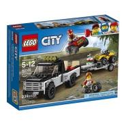 【美亚自营】LEGO 乐高 城市系列 ATV赛队 60148 趣味积木玩具
