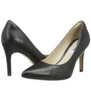 【中亚Prime会员】Clarks 其乐 Dinah Keer Closed 女士黑色正装高跟鞋