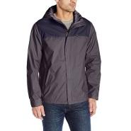 【美亚自营】Tommy Hilfiger Waterproof Breathable 男士连帽夹克外套