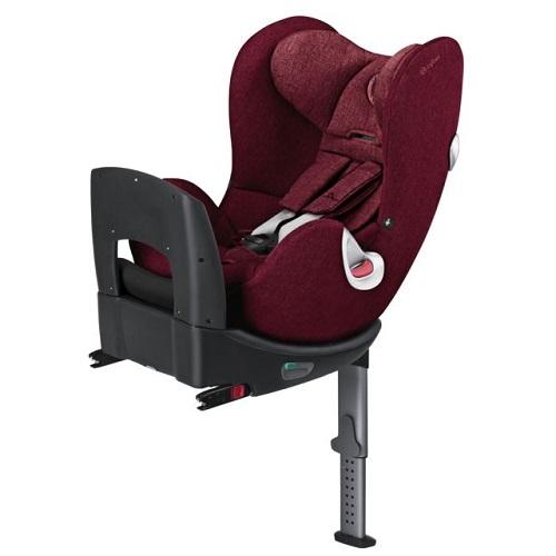 【55專享】CYBEX 賽百斯 Platinum 鉑霆系列兒童安全座椅 Sirona Plus