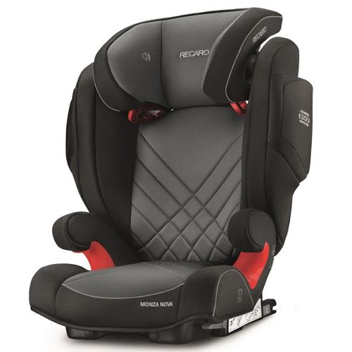 【55專享】Recaro 瑞卡羅 Monza Nova 2 兒童安全座椅