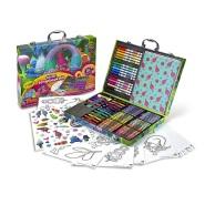 【中亚Prime会员】Crayola 绘儿乐 剪贴本绘画艺术礼盒125件套