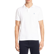 Polo Ralph Lauren 男士修身POLO衫网球衫 码数全 $31.87(约231元)