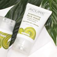 【中亚Prime会员】Acure Organics 细胞刺激面膜 含天然绿藻生长因子 50ml