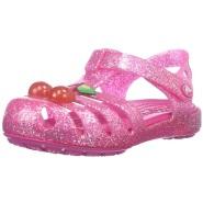 【中亚Prime会员】Crocs 卡洛驰 儿童樱桃水晶凉鞋 到手价200元