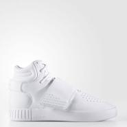 【史低价!】adidas 阿迪达斯 Tubular Invader Strap 大童款 休闲运动鞋 成人可穿