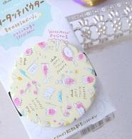 限量版!CLUB 零触感控油定妆蜜粉饼MOCOMOCO限定罐 1620日元(约97元)