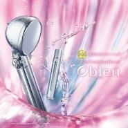 陈意涵同款:MTG 美容淋浴花洒 Obleu CS-OB1809B 赠美容液 24624日元(约1477元),送6180点积分