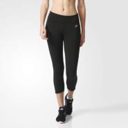 【凑单品!】adidas 阿迪达斯 Climalite Mid-Rise 女款紧身裤