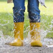 【美亚直邮】Havaianas 哈瓦那 Galochas 儿童高帮雨靴