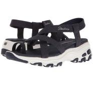【中亚Prime会员】Skechers 斯凯奇 Cali 女式运动休闲凉鞋