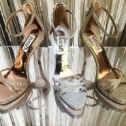 私定终身的平价婚鞋品牌!Bloomingdales:精选 Badgley Mischka 美鞋 低至6折+额外7.5折
