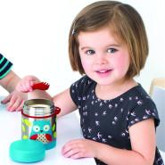 【中亚Prime会员】Skip Hop 儿童不锈保温饭盒325ml +叉子