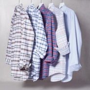 季末大促 Brooks Brothers:精选 男式休闲衬衫 一律$39