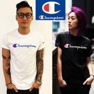补货!Champion Life™ 冠军  经典刺绣 圆领短袖T恤