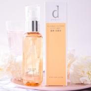 痘痘敏感肌福音:Shiseido 资生堂 d program 敏感肌肤化妆水125ml 黄色款痘痘敏皮适用 3780日元(约227元)