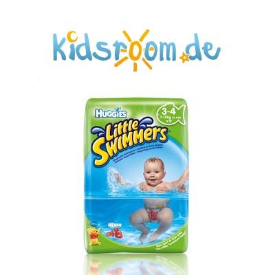 Kidsroom.de:Huggies 寶寶游泳尿片 低至