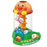 【日亚直邮】面包超人 旋转楼梯高塔 儿童眼脑训练玩具 2772日元(约166元)