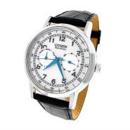 【美亚自营】Citizen 西铁城 AO9000-06B 男士黑色表带光动能手表