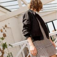 Madewell:美国官网新款包包、格纹连衣裙、条纹衬衫等 新品上架