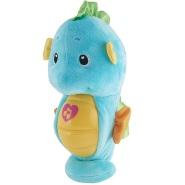 【中亚Prime会员】Fisher-Price 费雪 会唱歌的小海马玩具 到手价104元