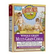 【中亚Prime会员】Earth's Best 婴幼儿辅食 全麦多种谷物麦片 227g*12包