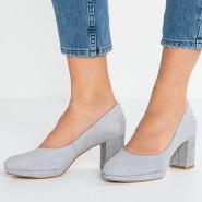 【中亚Prime会员】Clarks 其乐 Kelda Hope 女士真皮高跟单鞋