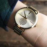 【美亚自营】Michael Kors MK3640 女款水晶腕表