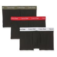 【中亚Prime会员】Calvin Klein 卡尔文克莱恩 Sports 男士平角内裤3条装
