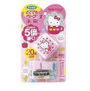 周五免邮中国!《爸爸去哪儿》同款:Vape 未来5倍 Hello Kitty 驱蚊手表 942日元(约57元)