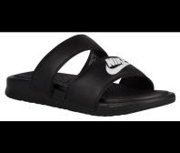 满$99不够拿这拖鞋来凑!Nike 耐克 Benassi Duo Ultra Slide 时尚女子拖鞋