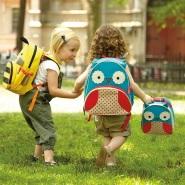 【中亚Prime会员】Skip Hop 可爱动物园小童背包 猫头鹰