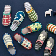 支持银联卡付款!Belle Maison 千趣会 秋冬季棉拖鞋 430日元(约26元)