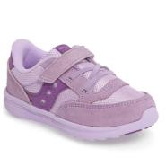 Saucony Baby Jazz - Lite Sneaker 女童款紫色运动鞋 $12.97(约94元)