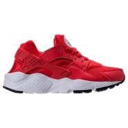 码数有限!Nike 耐克 Air Huarache Running 大童款运动鞋 红色 $54.98(约398元)