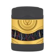 【中亚Prime会员】Thermos 膳魔师 Funtainer 不锈钢焖烧杯 300ml C-3PO