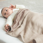 已支持银联卡+全场满减!Belle Maison 千趣会 今治产5层宝宝纱毯70×110cm 2268日元(约136元)
