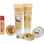 【中亚Prime会员】Burt's Bees 小蜜蜂 护肤美体套装