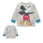 支持银联卡付款!Belle Maison 千趣会 迪士尼小童长袖T恤 100%天竺棉 907日元(约54元)