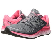 New Balance Fresh Foam 1080 粉色女款跑鞋 $59.99(约435元)